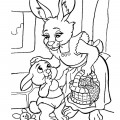 Easter 05 Coloring Page