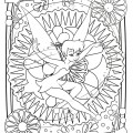 Tinkerbell 04 Coloring Page